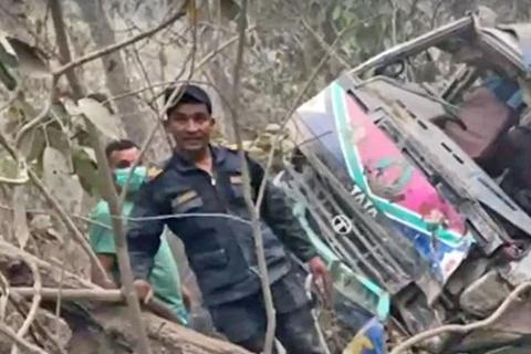 दाउन्ने दुर्घटना अपडेट: घाइतेमध्ये तीनको मृत्यु